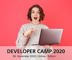 Teaserbild: Developer Camp 2020