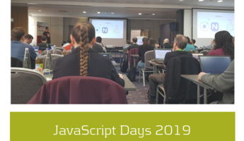 JavaScript Days 2019
